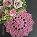 Bunga Doily pattern