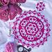 Hasna Flower pattern