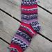 Playne Jayne Sport Weight Socks pattern