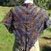 Linen & Lace Shawl pattern