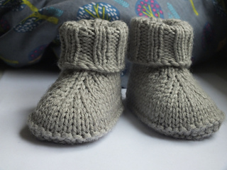 Ravelry Baby Hausschuhe Pattern By Ines M