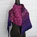 Sashiko Brioche Wrap pattern