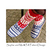 Sweater Clog-Slippers pattern