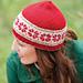 Nell Shetland Cap pattern