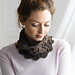 Honeycomb Neckwarmer pattern