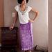 Arcelia Gypsy Wrap Skirt pattern