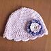 Loopsy Daisy Flapper Hat pattern