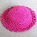 Pink Summer Hat pattern