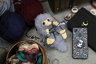 No sew Niffler This little guy is beyond... - Amigurumi Freely ... | 213x320
