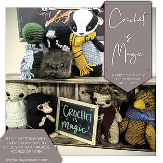 DIY Amigurumi Harry Potter amigurumi – Amigurumi Patterns | 320x320