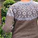 Blomsterfavn (adult size) pattern
