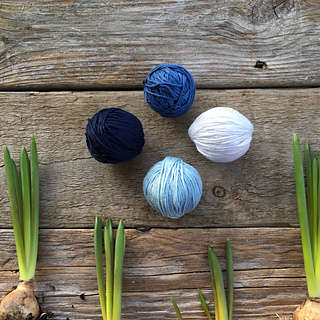 Color combo - grape hyacinth