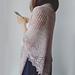 Lilac Lace Shawl pattern