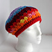 Chemo or Rainbow Hat pattern