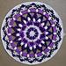 Happy Mandala pattern