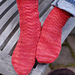 Alpine Lake Socks pattern