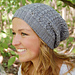 Kenmare Lace Hat pattern
