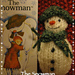 The Snowman pattern