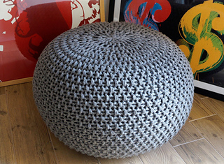 Fabulous Bean Bag Ottoman Pouf Pattern By Tatiana Zuccala Pdpeps Interior Chair Design Pdpepsorg