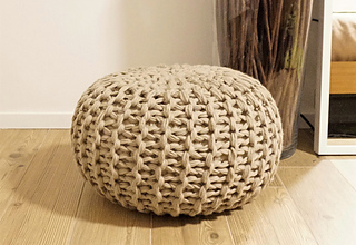 Astonishing Ravelry Video Tutorial 4 Knitted Crochet Poufs Patterns Squirreltailoven Fun Painted Chair Ideas Images Squirreltailovenorg