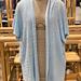 Easy Machine Knit Kimono pattern