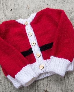 Christmas Knitting Patterns For Babies.Ravelry Santa Baby Pattern By Stephanie Mason