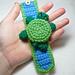 Turtle Cuff Bracelet pattern