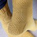 Aubane Socks pattern