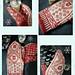 Moufles Esperanza pattern