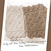 "Lily of the Valley Wrist Warmers ""Landyshy"" pattern"
