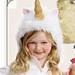 Child's Unicorn Hood pattern