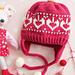 Heart Hat pattern