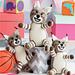 Bobcat Family pattern