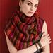 #30 Garter and Lace Diamond Shawl pattern