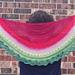 Corrina Shawl pattern