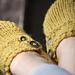 Jade Lee Seamless Slippers pattern