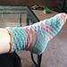 Shell Socks pattern