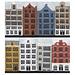 Amsterdam Building Blocks pattern