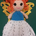 Christmas Fairy Tree Topper pattern
