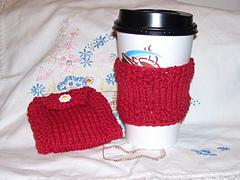Coffee Tea Cozy Up set