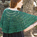 Flying Broomstick Lace Shawl pattern
