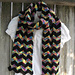 Rainbow Bright Scarf pattern