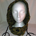 Adult Hooded Cowl pattern