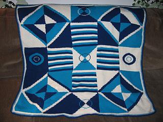 Blanket for Ellery
