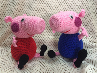 193 Crochet Pattern - Fima the pig - Amigurumi toy PDF file by ... | 239x320