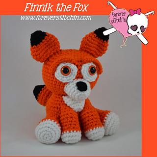 Ravelry: Crochet Fox pattern by Junuen Lisunia | 320x320