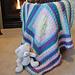 Social Textures Baby Blanket pattern