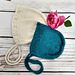 Annele&Otto baby bonnets pattern
