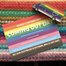 Coming-out Day Scarf pattern
