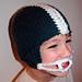 Football Helmet Winter Hat pattern